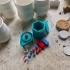 Pottery Wheel & Kiln Toy Set image