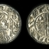 Silver coin at The British Museum, London image