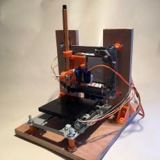 Picture of print of Mini Traceur (Mini CNC Plotter) Arduino