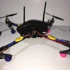 CASE DRONE X525