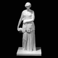 Maenad (Bacchante) at The Louvre, Paris