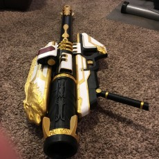 Picture of print of gjallarhorn 2.0 - Destiny