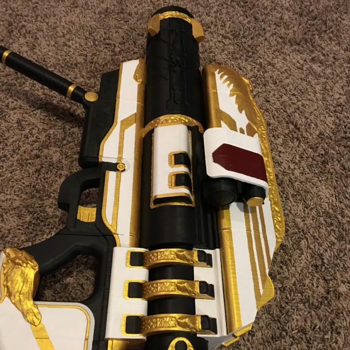 Picture of print of gjallarhorn 2.0 - Destiny This print has been uploaded by Justin Smith
