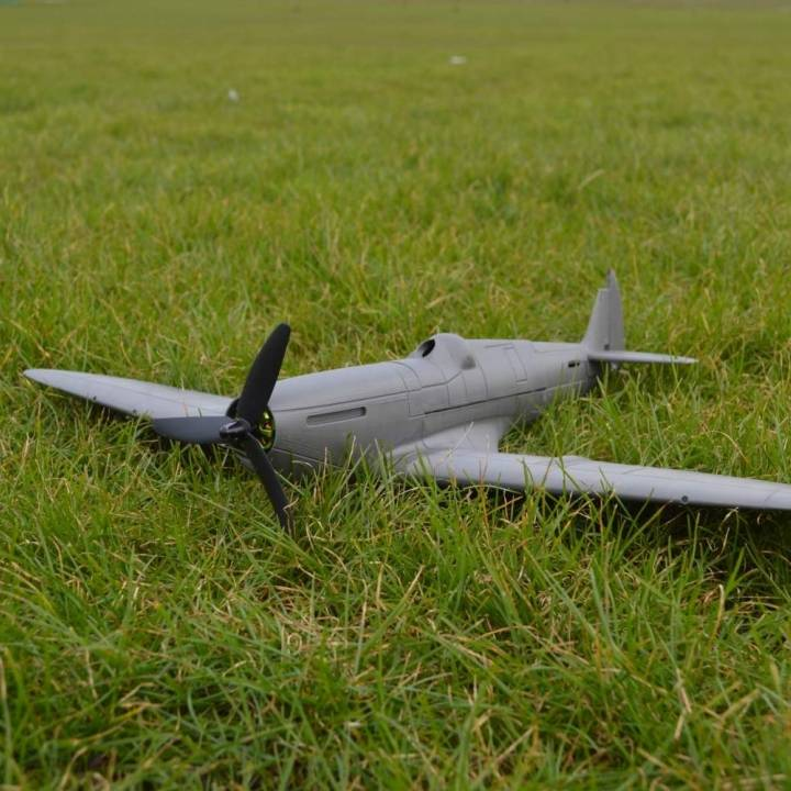 RC Spitfire