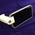 Adjustable phone tripod mount/stand image