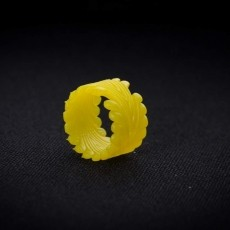 Swirls ring