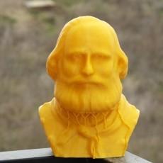 Garibaldi Bust