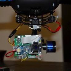 RasPi camera for Tarot T2D Gimbal