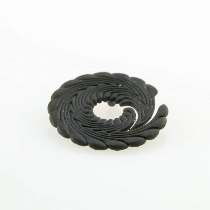 Swirls Necklace