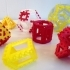 Polyhedra - Hinged Nets and Snap Tiles image