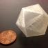 Tiny icosahedron surprise ball image