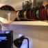 Filament shelf clip image