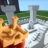 Minecraft castle image