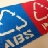 ABS and PLA Recycle Signs image