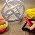 Borromean rings collection image