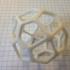 Catalan Wireframe Polyhedra image