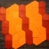 Cairo and prismatic pentagon tiles image