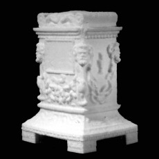 Funerary Urn with the name of Iulia Orga at The State Hermitage Museum, St Petersburg