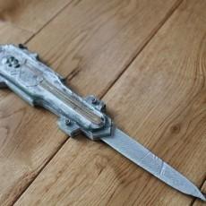 Assassins Creed Black Flag Hidden blade (working)