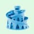 The 3D Printed MArble Machine #3 image
