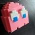 Pacman Ghost Pendant image