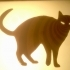 Black Cats - With simple image-to-3D-design tutorial image