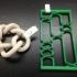 Braid Representation of Knot 7_2 image