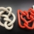 Tangle Conformation of Knot 7_5 image