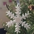Small Snowflake Ornaments - from the Snowflake Machine image