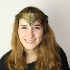 Wonder Woman Tiara Dawn of Justice