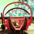 Mini Nuke Headstand print image