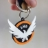 The Division Key Ring image