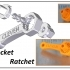 Pocket Ratchet Wrench image