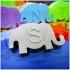 Linking Elephant Letters image