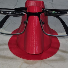 Picture of print of Nose Glasses Holder