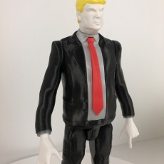 Picture of print of DONALD TRUMP ACTION FIGURE! This print has been uploaded by Andrew Wu