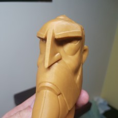 Picture of print of Star Wars Count Dooku