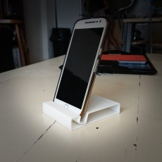 Picture of print of Phone and tablet holder