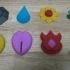 Pokemon Kanto Gym Badges image
