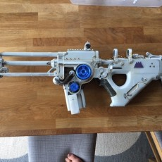 Picture of print of Destiny Tlaloc Exotic Scout Rifle