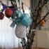 Easter Egg Ornament image