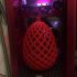 Easter Egg Ornament print image