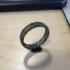 Voronoi Band Ring image