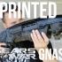 Gears Of War - GNASHER print image