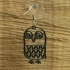 Earrings owl 1 image