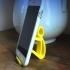 phone stand print image
