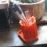 Really really ridiculously good-looking pencil holder. image