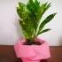 Crystalline Plant Pot image