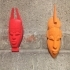 African Mask wall hanging set! image
