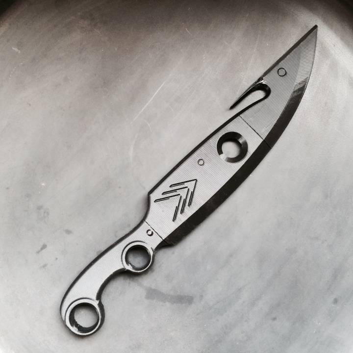 Hunter Knife - Destiny
